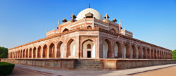 photo: Humayun's Tomb, New Delhi, India