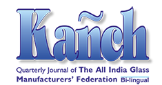 Logo: Kanch Magazine